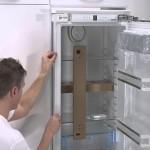 Inštalácia chladničky