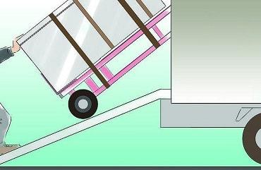 كيفية نقل الثلاجة بشكل صحيح