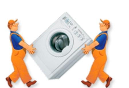Hur man transporterar en tvättmaskin