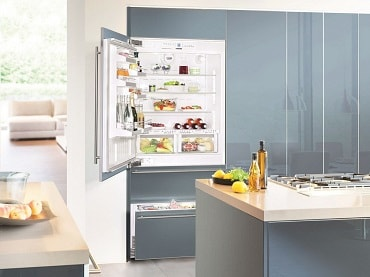 Ako nainštalovať zabudovanú chladničku