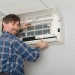 تركيب مكيف الهواء DIY