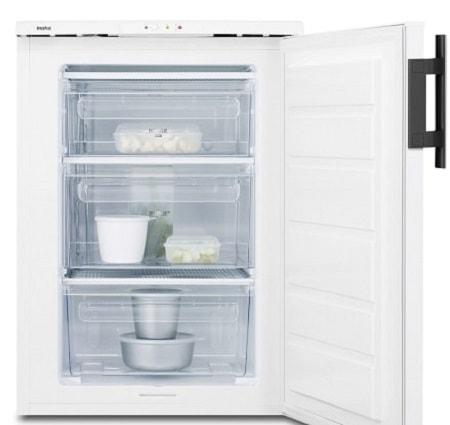 Skladovanie potravín v mrazničke