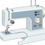 كيف تعمل ماكينة الخياطة