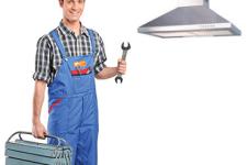 réparation de hotte de cuisine