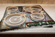 Réparation de plaques de cuisson DIY
