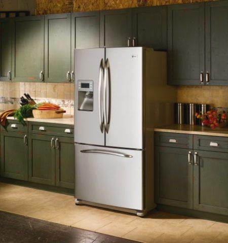fonctionnement du réfrigérateur