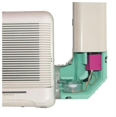 مضخة تصريف لمكيفات الهواء