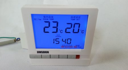 термостат за нагревател