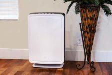 domáci čistič vzduchu