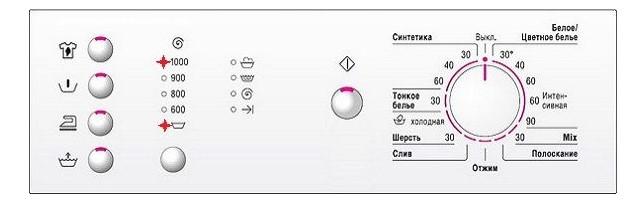 مؤشرات وامضة على الآلات الكاتبة من Bosch