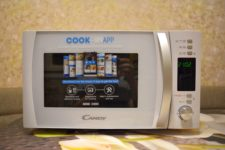 Micro-ondes Candy CMXG22DW avec grill