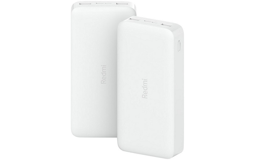 Redmi Power Bank Fast Charge 20 000