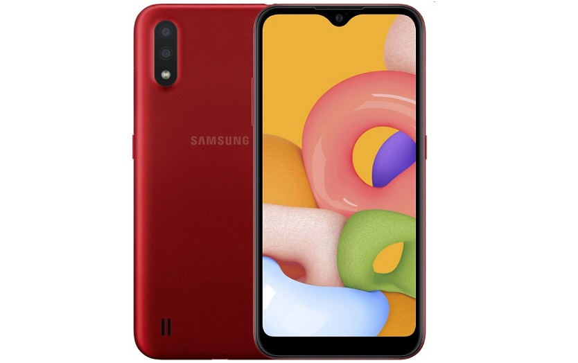 هاتف Samsung Galaxy A01