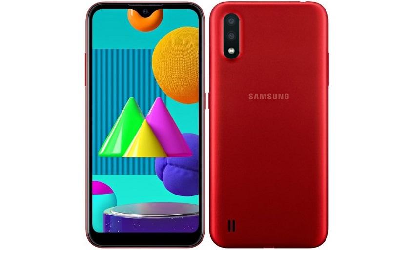 هاتف Samsung Galaxy M01